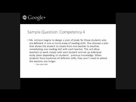 PPR Test Preparation - YouTube