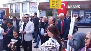 preview picture of video 'Merzifon 29 Ekim - Mustafa Kemal'in Askerleriyiz'
