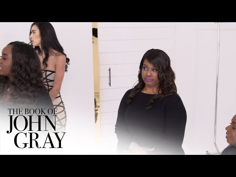 Aventer Tests a Husband To See How He Treats His Wife Around Other Women | Book of John Gray | OWN