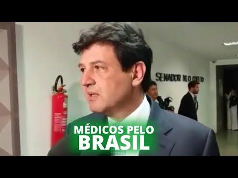 Ministro da Saúde explica como será o Programa Médicos pelo Brasil – 21/08/19