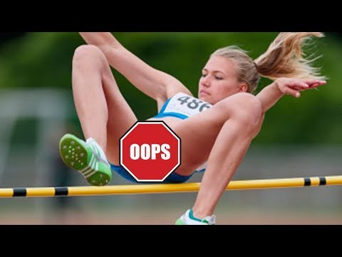 10 MOST EMBARRASSING MOMENTS IN SPORT видео