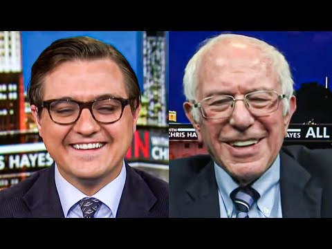 Bernie Laughs At Idea of Republicans Being Decent Human Beings