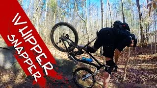 "Newer video highlighting trail features.  Also includes section of Turtle Back Spur and Turtle Back Trail.  Language can get a bit ""salty"".  NSFW"