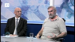 BUJICA 17.10.2018. GENERALI ROJS I PRKAČIN O BiH!