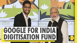 Major push for Digital India as Google to invest $10 Billion in India - Download this Video in MP3, M4A, WEBM, MP4, 3GP