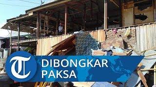 Rumah Karim Pelaku Pembunuhan Sadis di Jeneponto Dibongkar Keluarga Korban