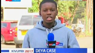 Timothy Otieno : Gilbert Deya to spend six nights at Kamiti Maximum Prison