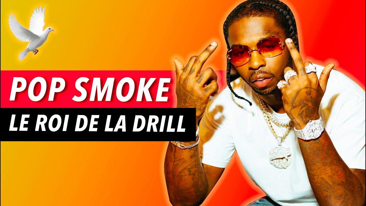 L'Impact de Pop Smoke Sur Le Monde du Rap (RIP)