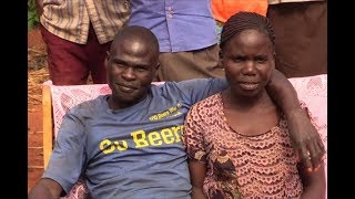 Shock as two Busia men swap wives - VIDEO