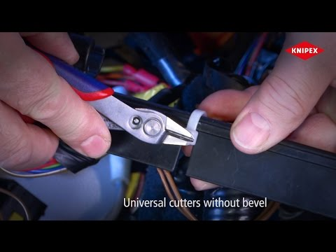 KNIPEX Electronic Super Knips® XL (EN)