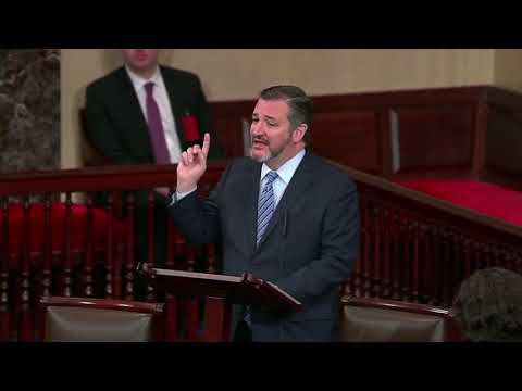 VIDEO: Sen. Cruz Commemorates Texas Independence Day with Col. Travis' Letter from Alamo