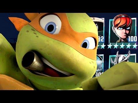 Ninja Turtles Legends PVP HD Episode - 452 #TMNT