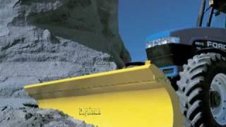 Degelman 3500 Series Dozer Blade