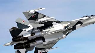 Как Су 35 «опустил» турецкие F 16  на что способен новейший истребитель ВКС РФ