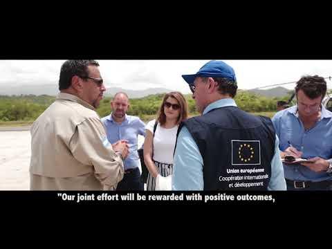 Firma de Convenio Ava Flegt Union Europea-Honduras
