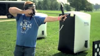 Archery Tag Highlight Video