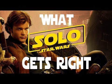 What Solo: A Star Wars Story Gets Right