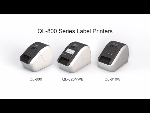 QL-800 Brother Desktop Thermal Printer
