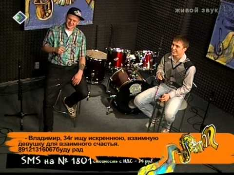 Jam session - G.E.N feat.Yurik 19.10.2012 часть 1