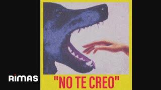 Descargar MP3 de NO TE CREO - MORA ( Video Lyric )