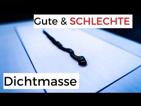 Gute und SCHLECHTE Dichtmasse / Vespa & Simson / motoerevo