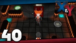 Pokémon X and Y - Episode 40 | Lysandre Labs!