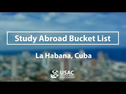 La Habana Bucket List