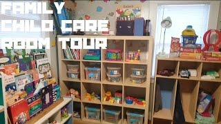 Family Child Care Room Tour