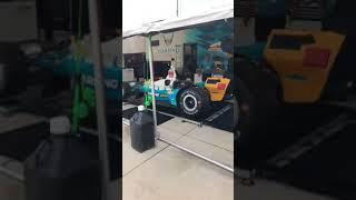 Chevrolet Dual In Detroit Garage Area