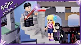 Tajemnicze Zniknięcie W Hogwarcie   Bajka Po Polsku Z Klockami Lego Friends #24