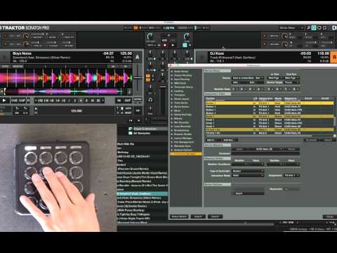 Traktor Midi Mapping: How to Make Instant Gratification