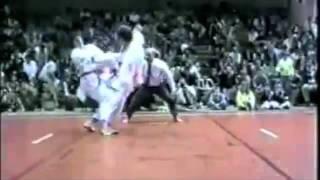 Karate Shotokan kumite