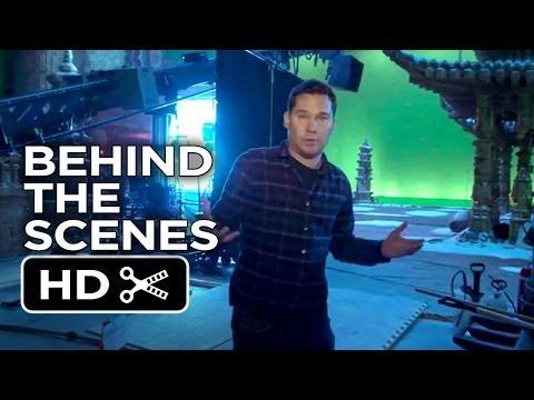 X-Men: Days of Future Past (Behind the Scene 'Set Tour Monastery')