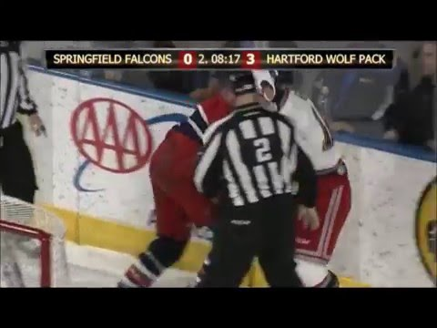 Steven Delisle vs. Chad Nehring