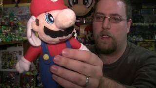 Ugly Mario Plush Toys