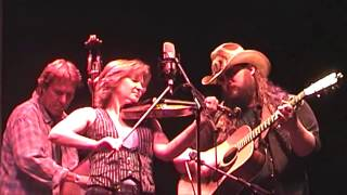 "Steeldrivers with Chris Stapleton ""Good Corn Liquor"" 7/18/09 Grey Fox Bluegrass Festival"