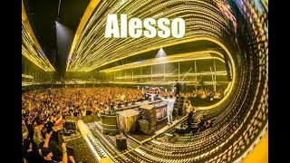 Alesso - Cool about it - Tomorrowland 2018