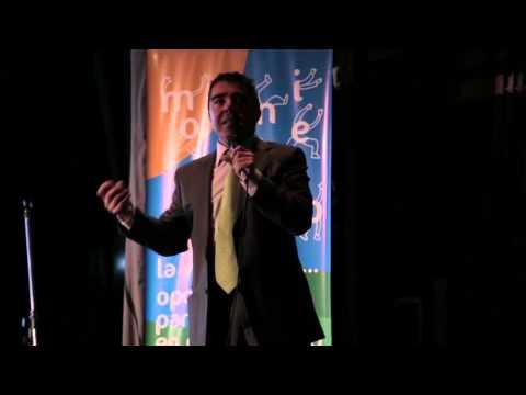 """Fernando Concha Laborde-Conferencia """"La vida activa: oportunidad para una niñez en movimiento""""-completo"""