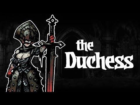 Darkest Dungeon Mods: How to play The Duchess!