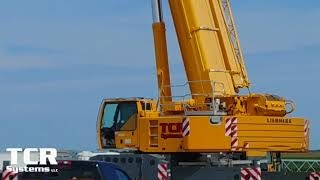 Liebherr 220-Ton Crane - TCR Systems LLC