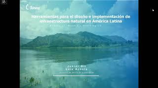 Webinar. V edición curso IN. 4 M2 Hidrología - monitoreo hidrológico