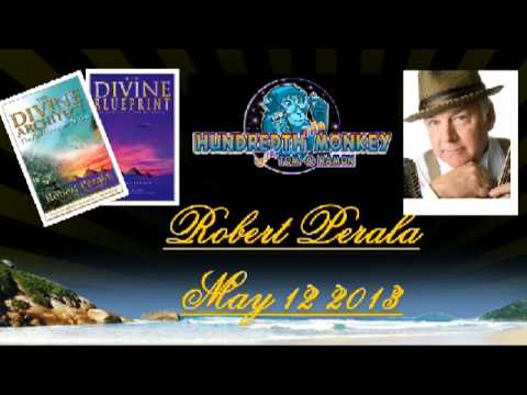 Robert Perala On The Hundredth Monkey Radio XTRA Mat 12 2013