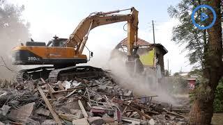 Pangani demolitions continue