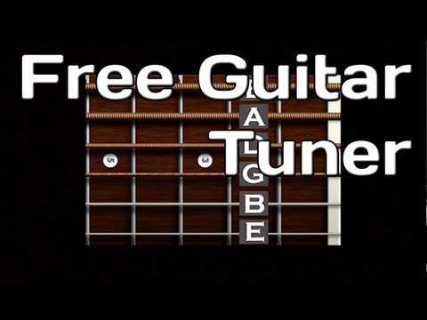 Free Online Guitar Tuner - Easy to Use