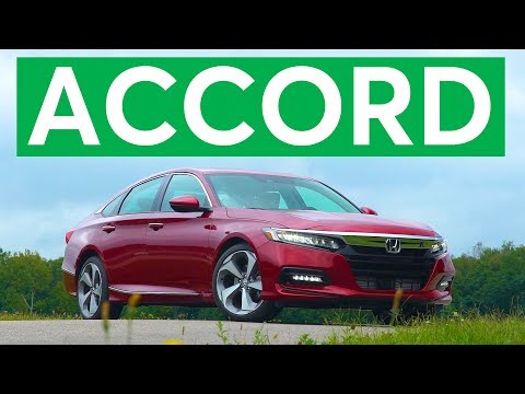 2018 Honda Accord Sensing Consumer Reports