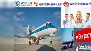 Utilize Sky Air Ambulance from Bhopal with Proper Medical Treatment