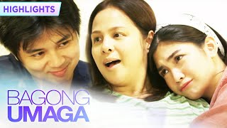 Tisay at Dodong, kinausap si Nanay Monica bago ang operasyon | Bagong Umaga