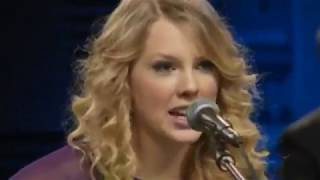 Taylor Swift In Session 2008 Priceless