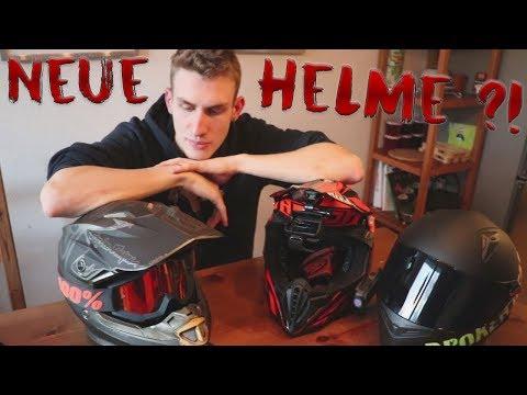 Neue Helme gekauft!