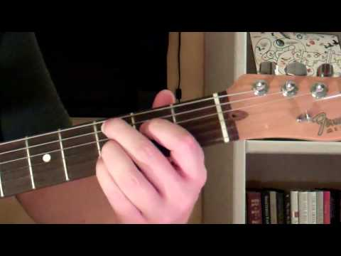 How To Play the C9 Chord On Guitar (C ninth) 9th
